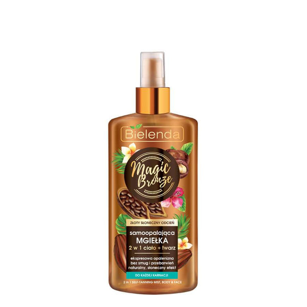 bielend amagic bronze body mist self tan 150 ml all skin types