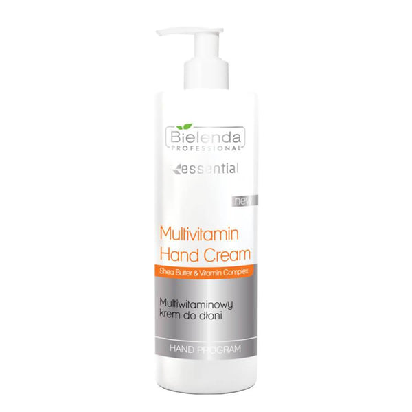 bielenda multivitamin hand cream 500ml professional