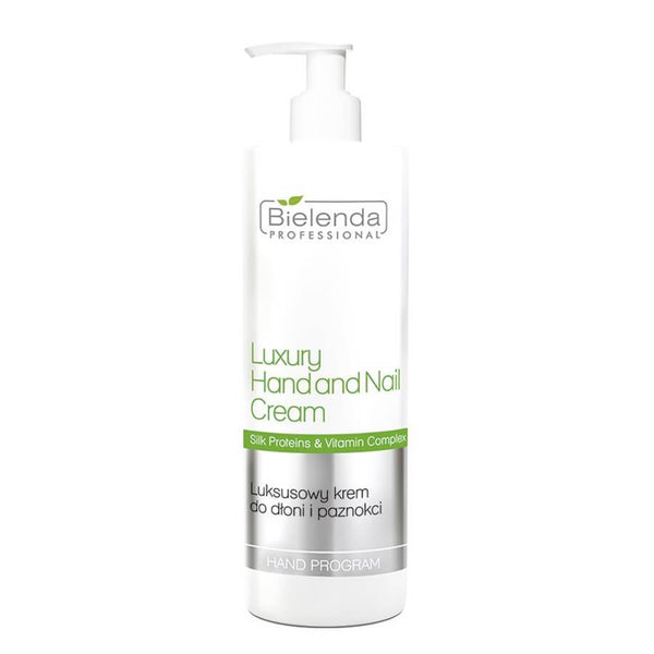 bielenda hand and nail cream 500ml professional