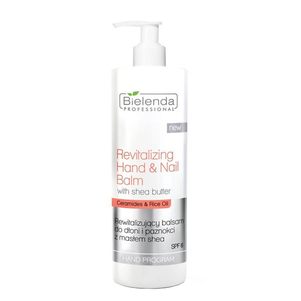 hand and nail revitalizing lotion 500ml professional