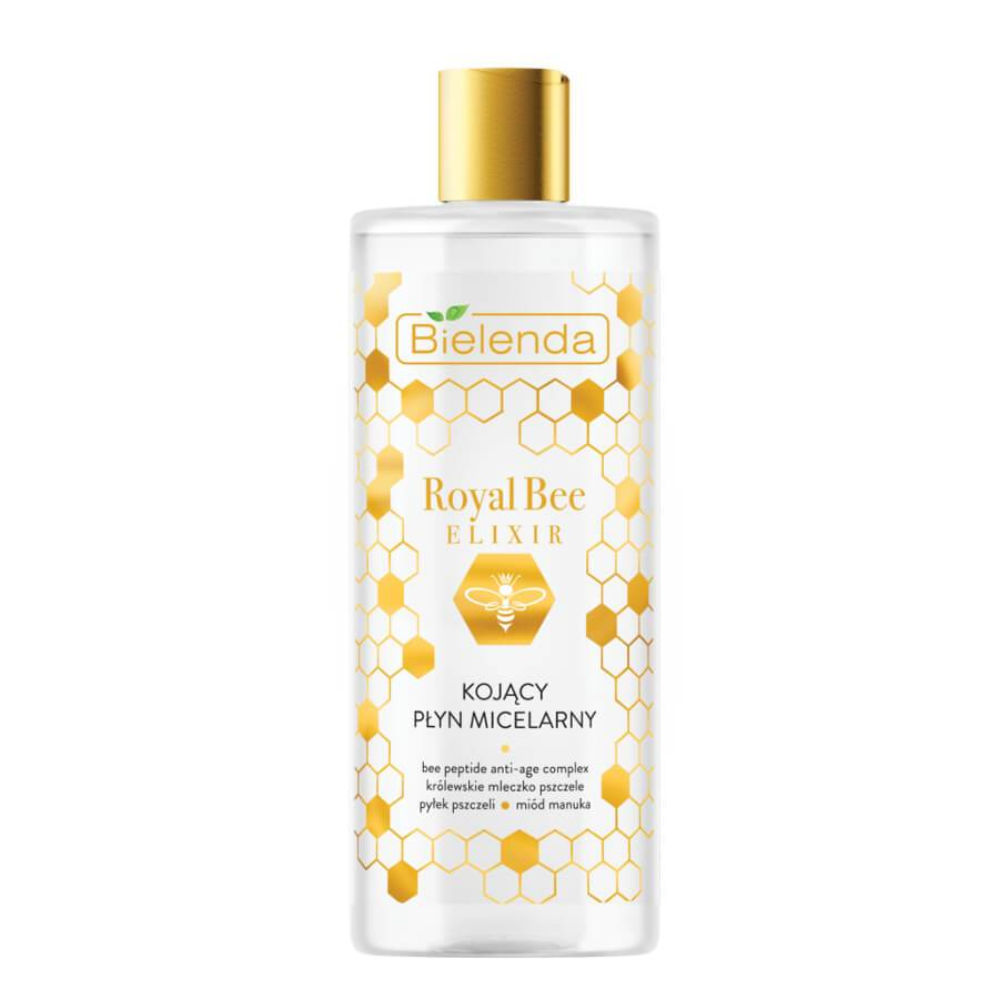 bielenda royal bee elixir micellar liquid soothing 500ml