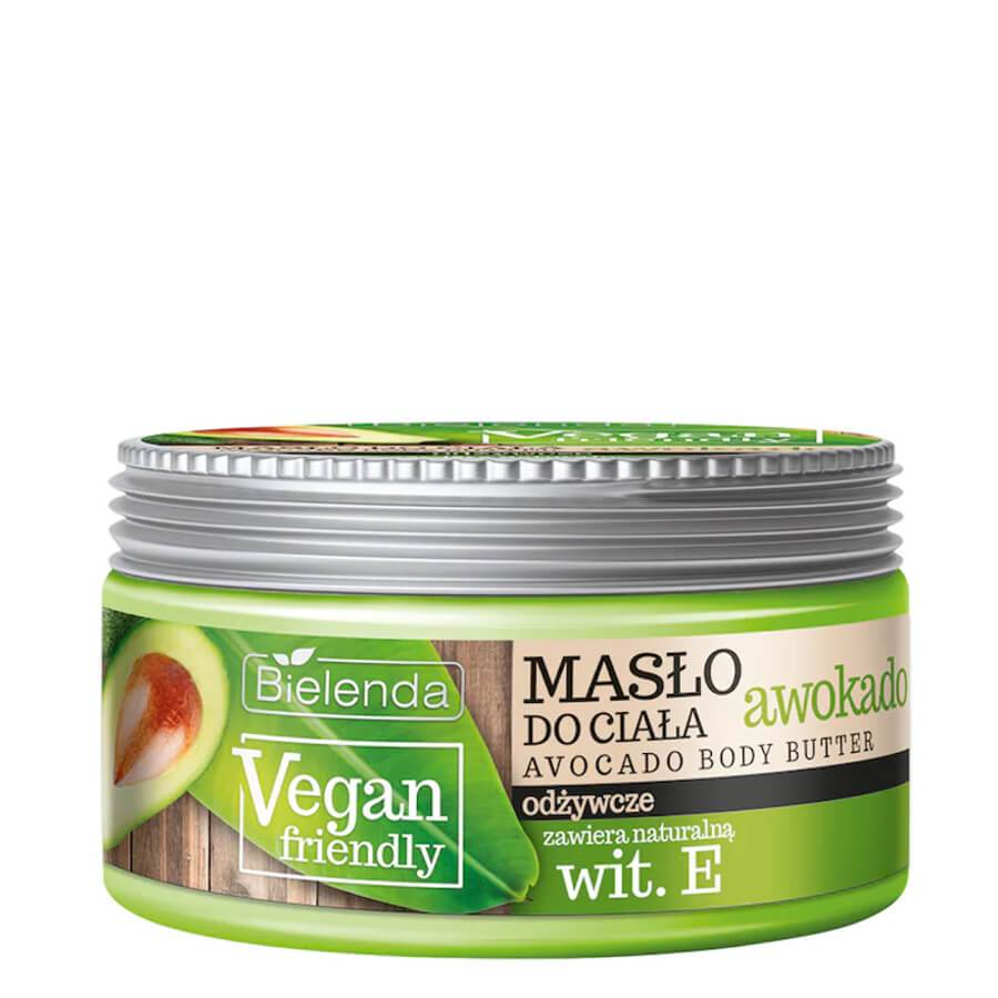 bielenda avocado nourishing body butter 250ml vegan friendly