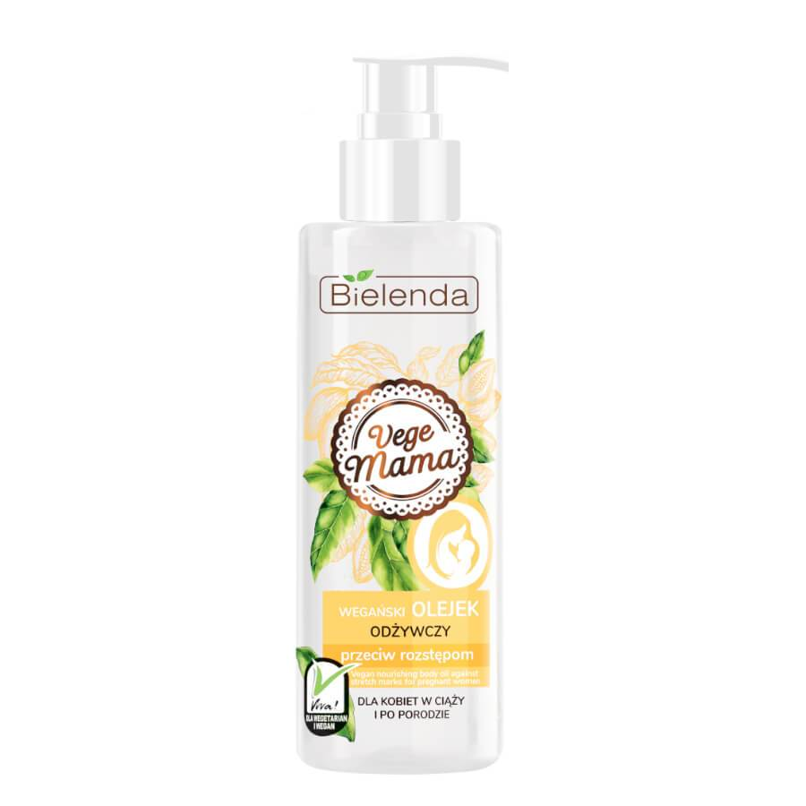 bielenda vege mama anti stretch marks body oil 200ml
