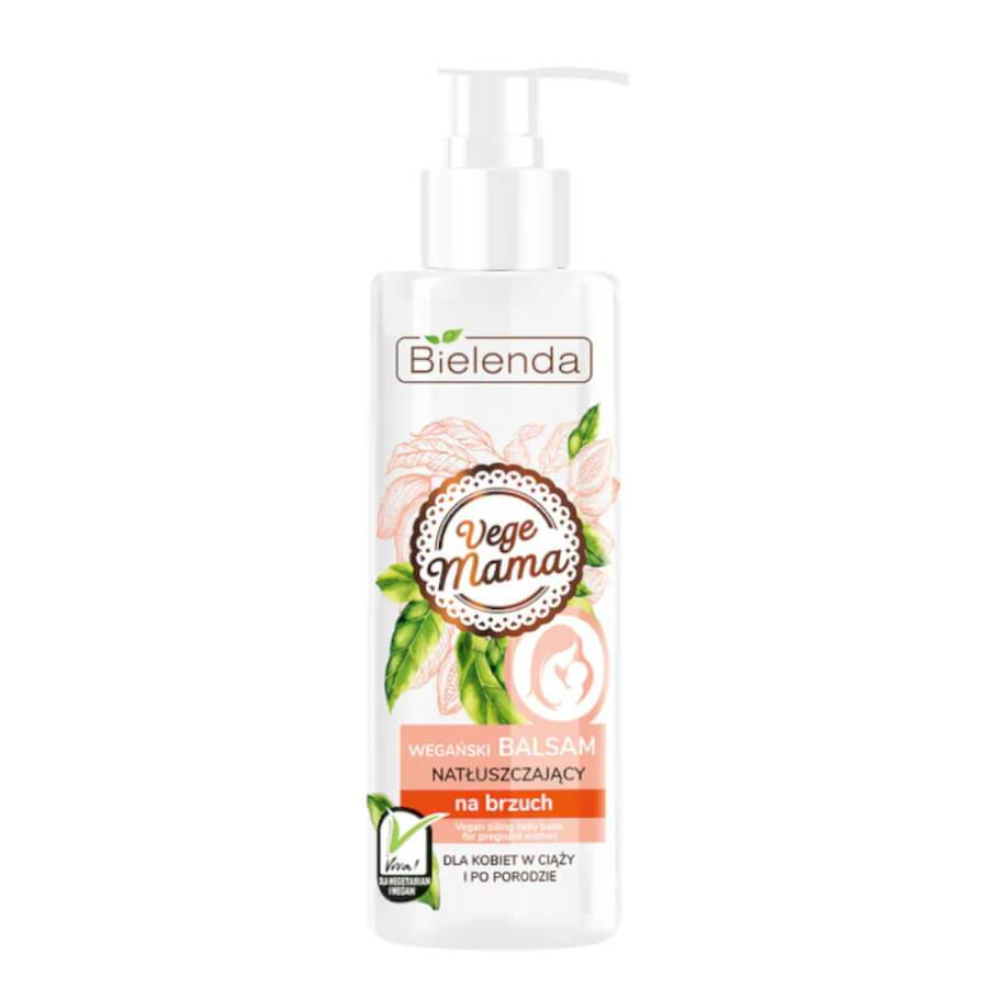 bielenda vege mama vegan body lotion for pregnant women