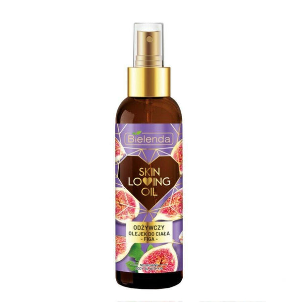 Bielenda Skin Loving Nourishing Body Oil Fig