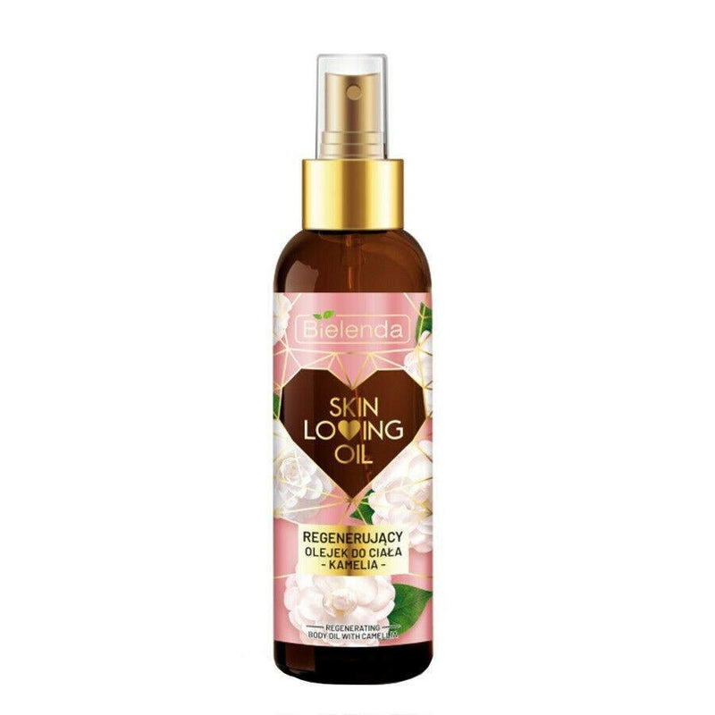Bielenda Skin Loving Regenerating Body Oil Camelia