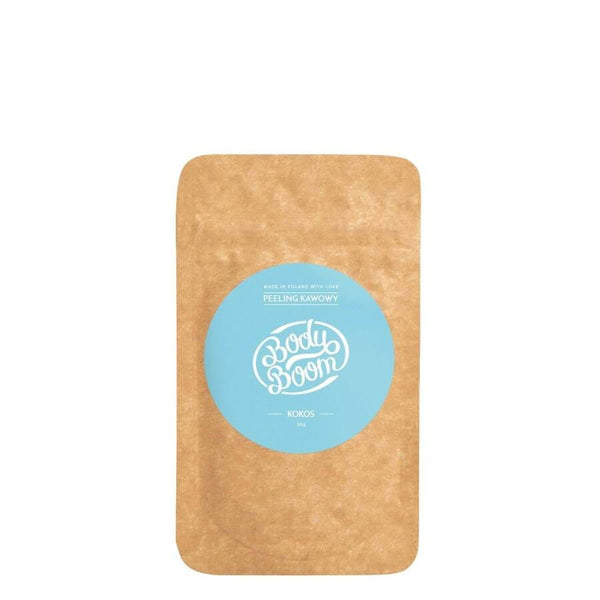 body boom body coffee scrub coconut 30g