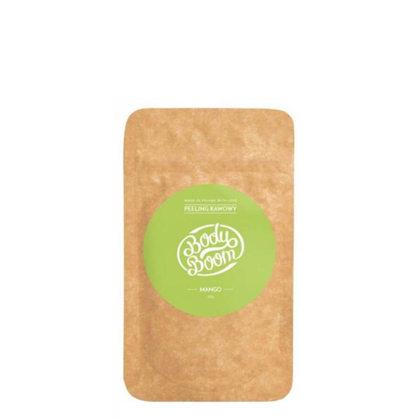 body boom mango coffe scrub 30g vegan