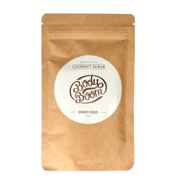 Body Boom Sweet Coco Coconut Scrub 100g