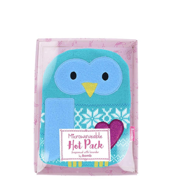 Bomb Cosmetics Olivia the Owl Body Warmer