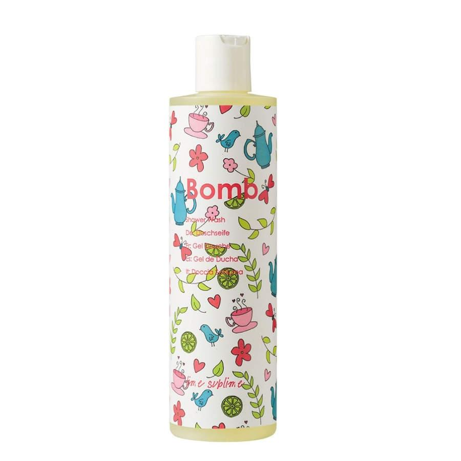 Bomb Cosmetics Shower Gel Lime Sublime