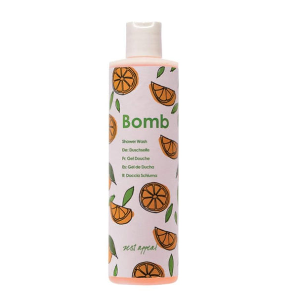 Bomb Cosmetics Shower Gel Zest Appeal