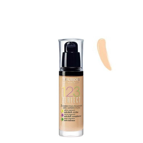 Bourjois 123 Perfect Foundation correcting pigments 51