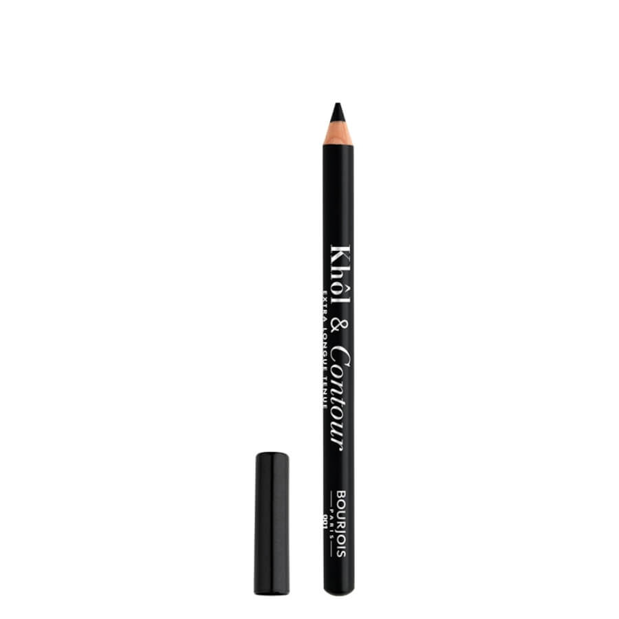 Bourjois Khol & Contour Eye Pencil Extra Long Wear 001