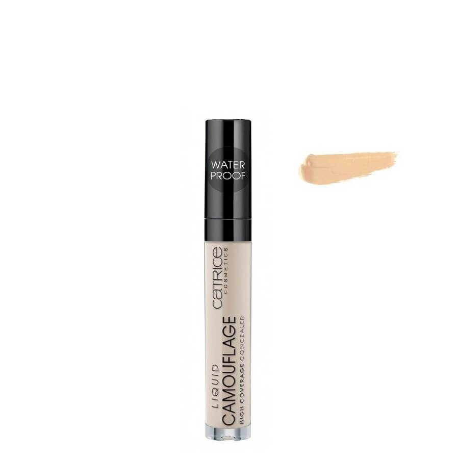 Catrice Liquid Camouflage High Coverage Concealer 005 light natural
