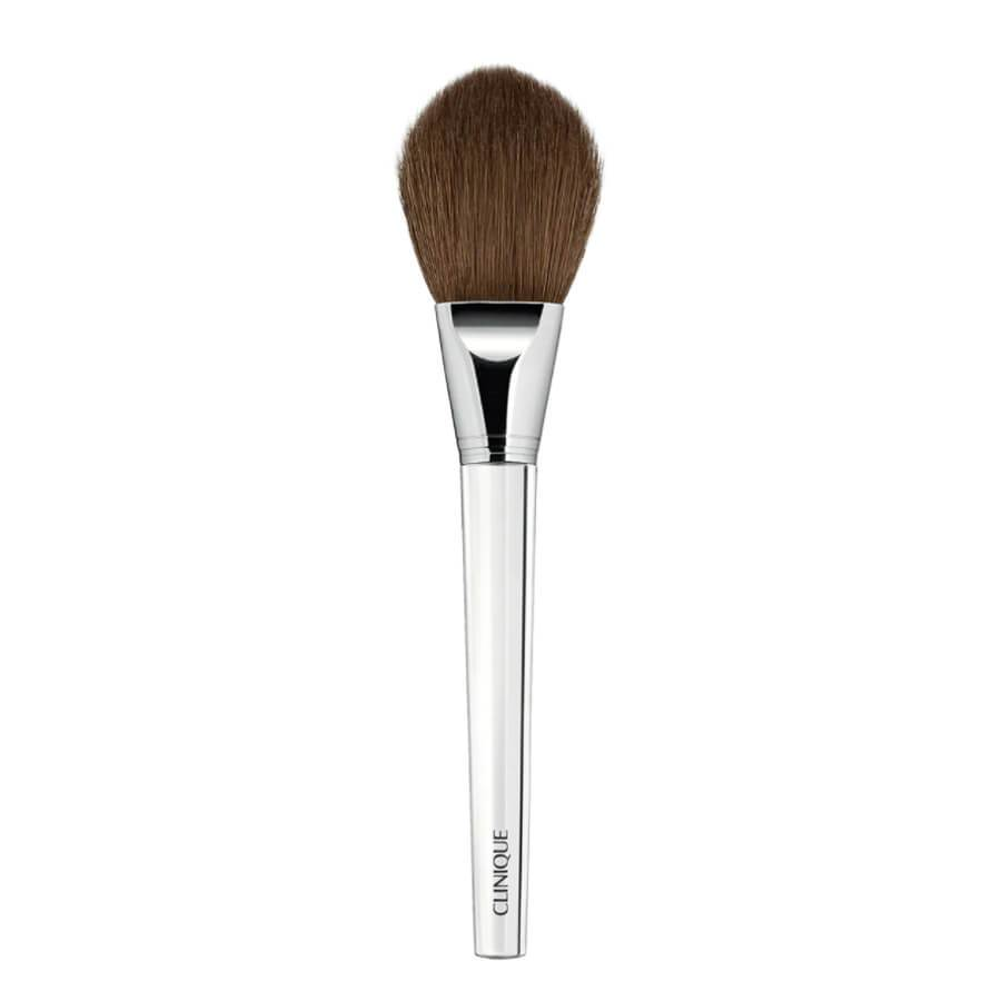 clinique makeup brush foundation powder