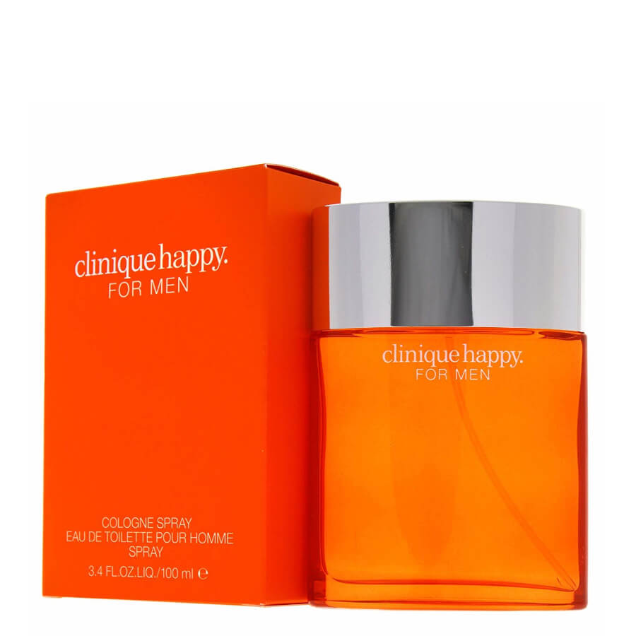 Clinique Happy For Men EDC Eau de Cologne 50ml
