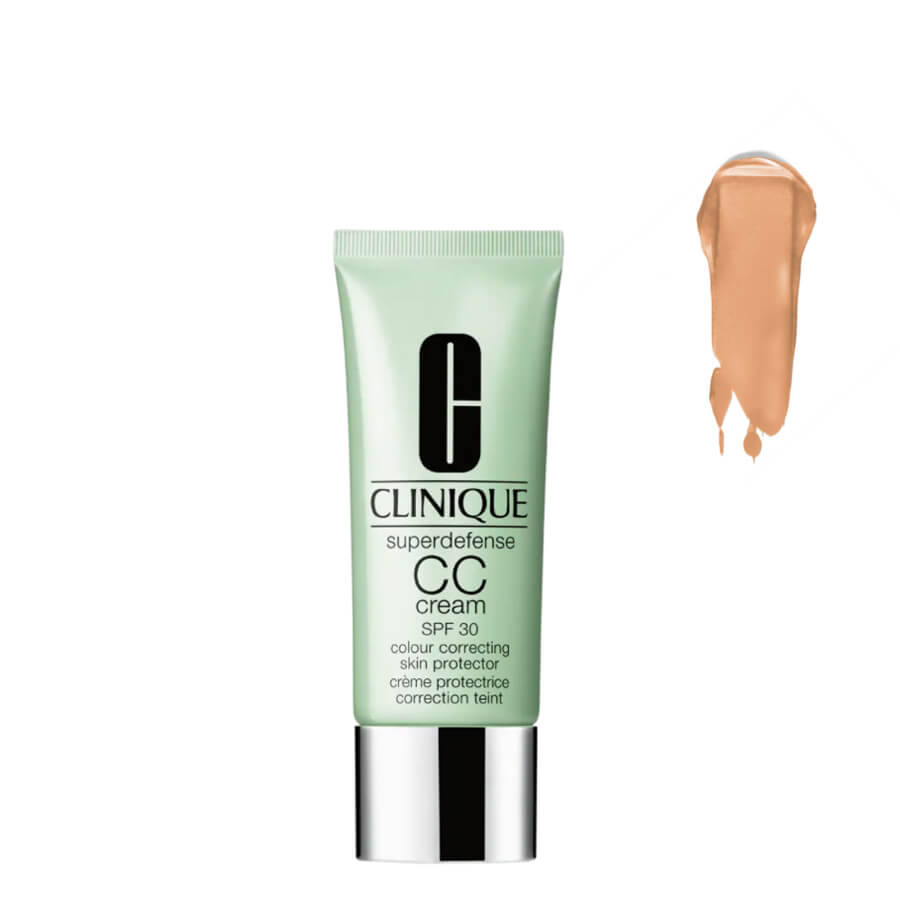 clinique cc cream superdefense cream spf30