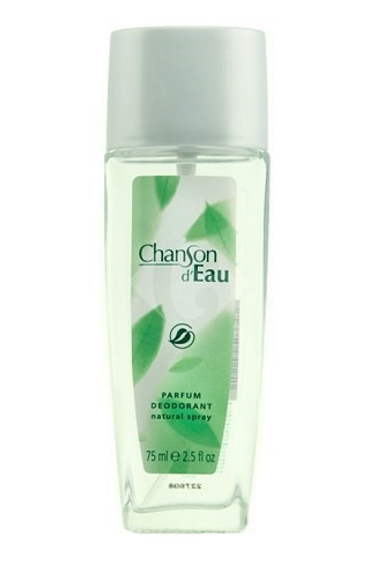 Coty Chanson D'Eau Perfumed Deodorant Spray 75ml glass