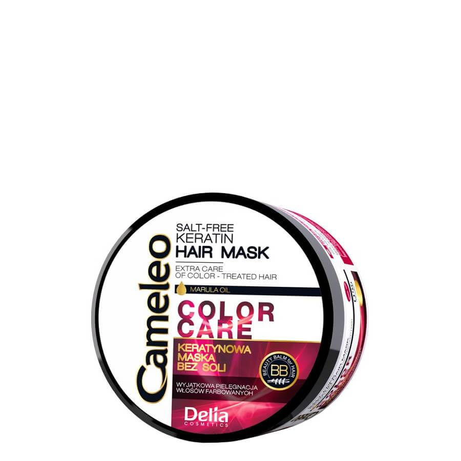 delia color care keratin hair mask 200ml