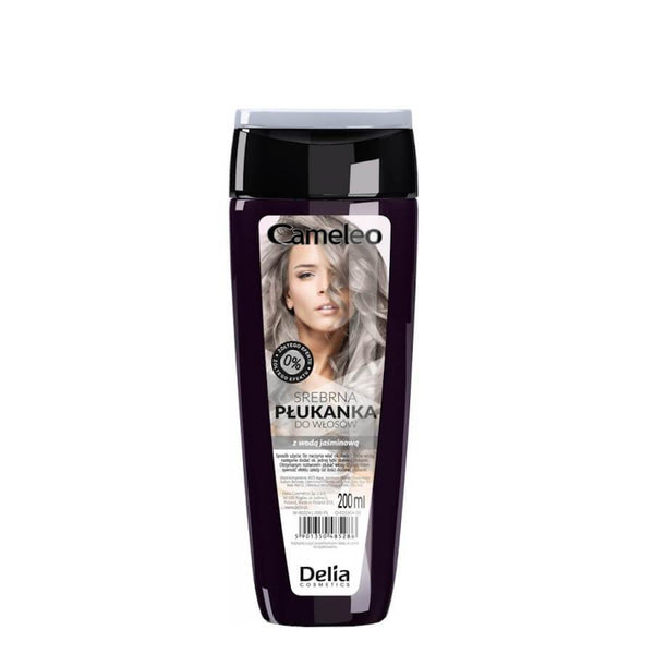 delia cameleo silver rinse with jasmine water for blonde hair