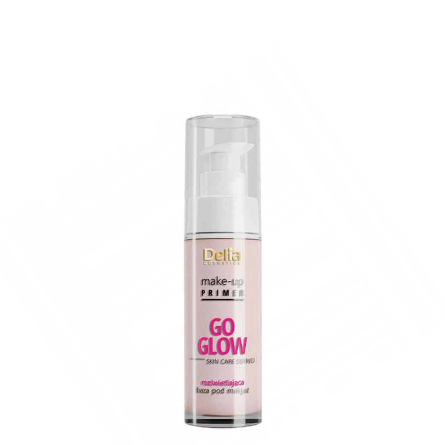 delia makeup base primer illuminating go glow