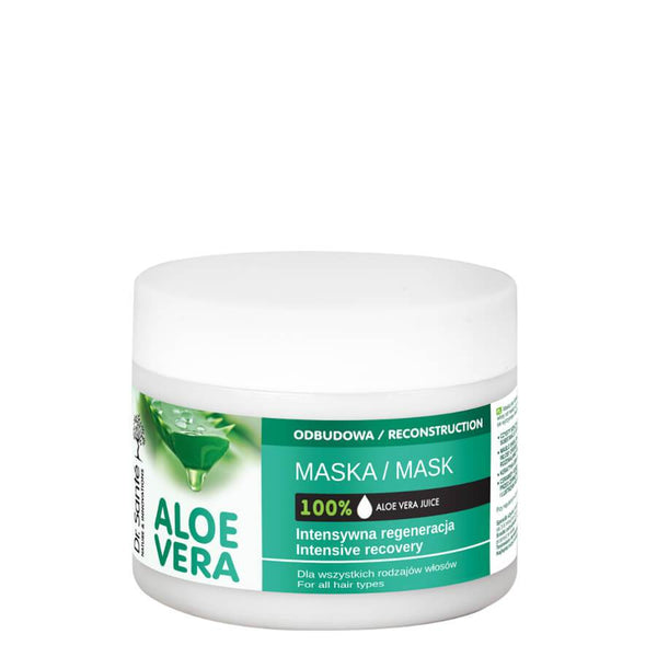 Dr Sante Reconstruction Hair Mask with 100% Aloe Vera 300ml