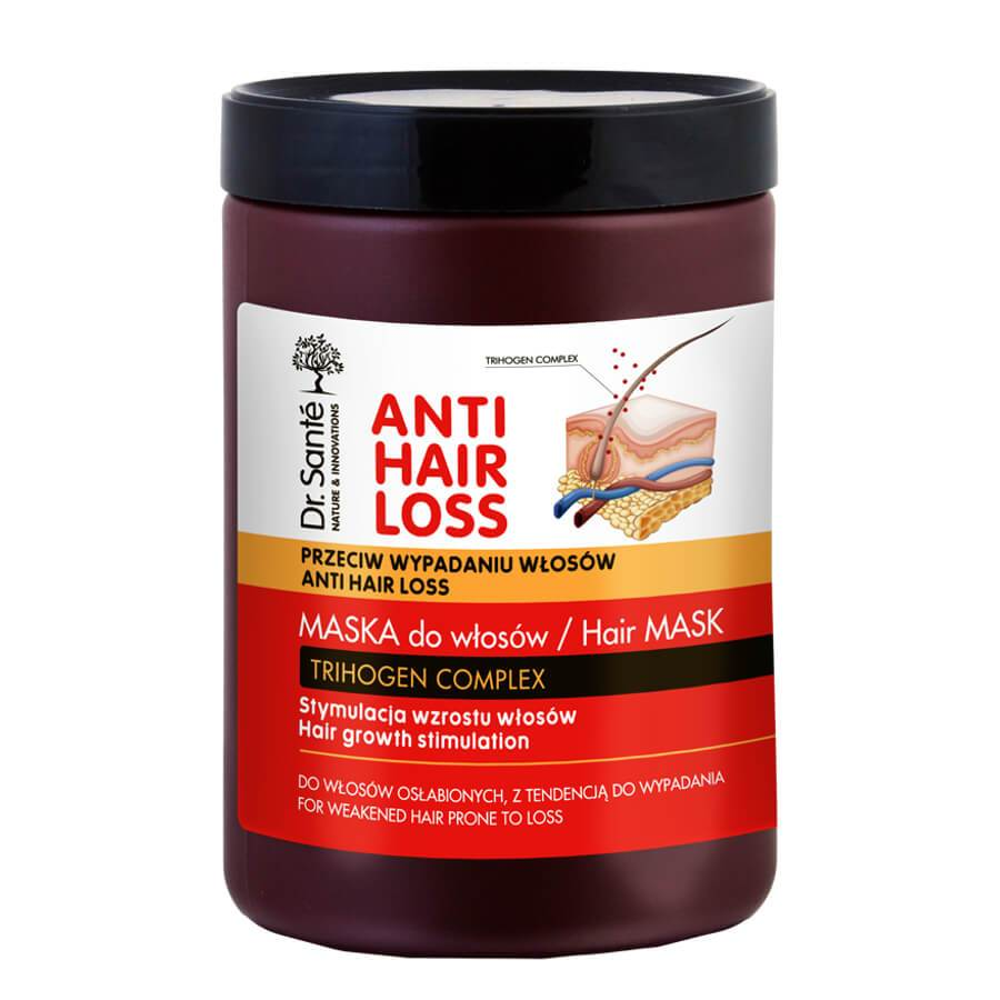 Dr Sante Anti Hair Loss Mask 300ml