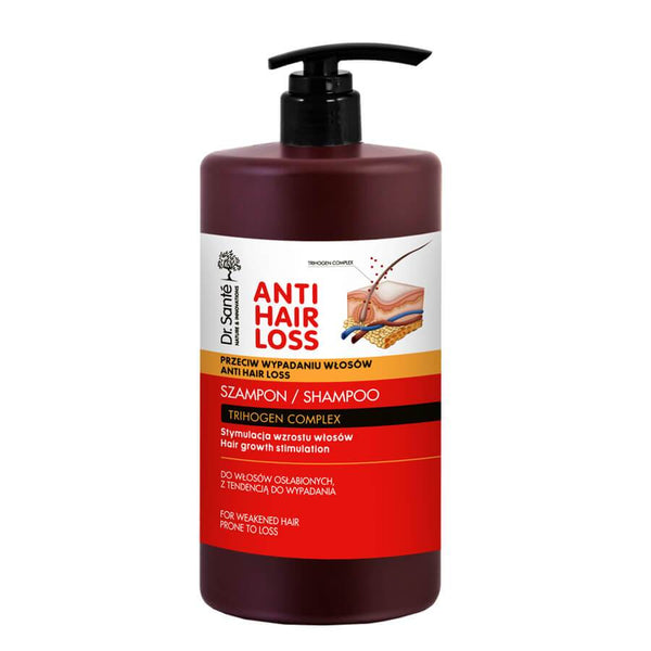 Dr Sante Anti Hair Loss Shampoo 1000ml
