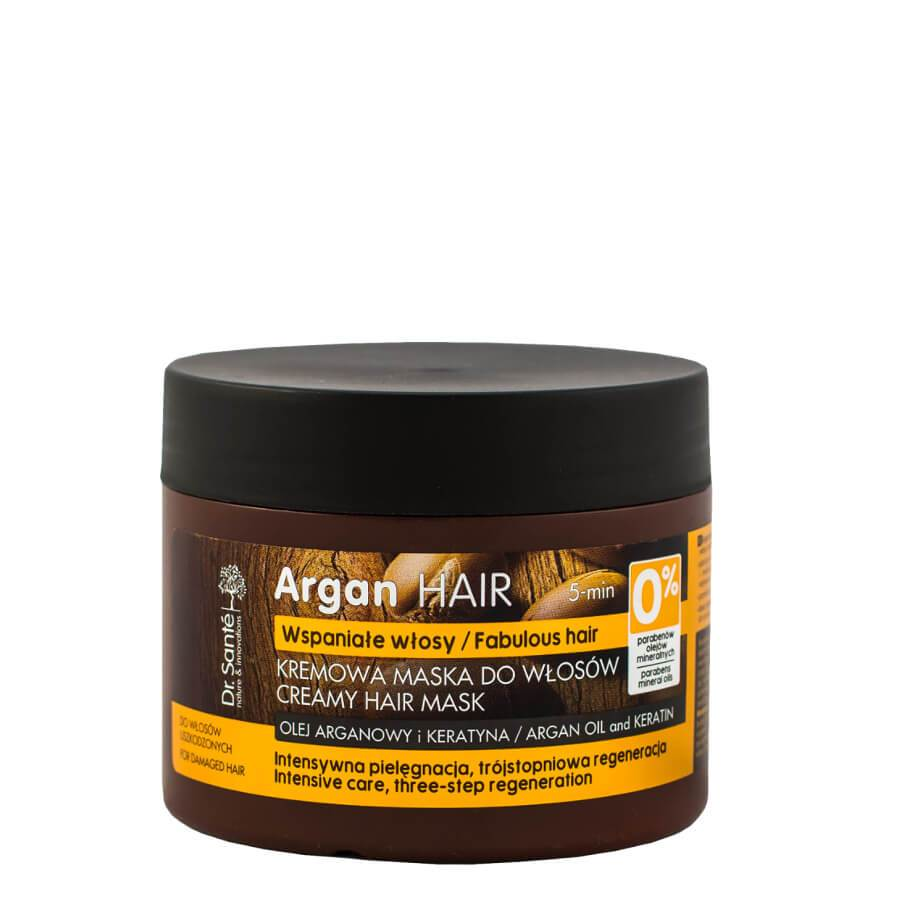 Dr Sante Rebuilding Argan Oil & Keratin Hair Mask 300ml