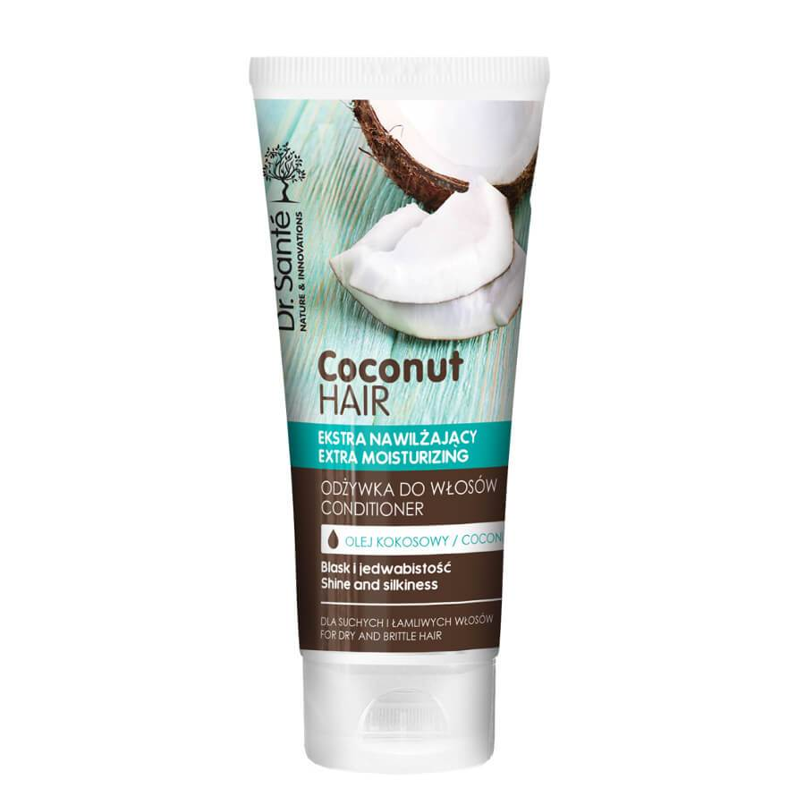 Dr Sante Coconut Oil Extra Moisturizing Hair Conditioner 200ml