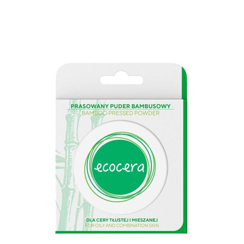 ecocera bamboo pressed powder