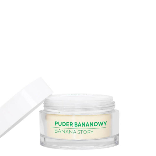 ecocera banana loose powder