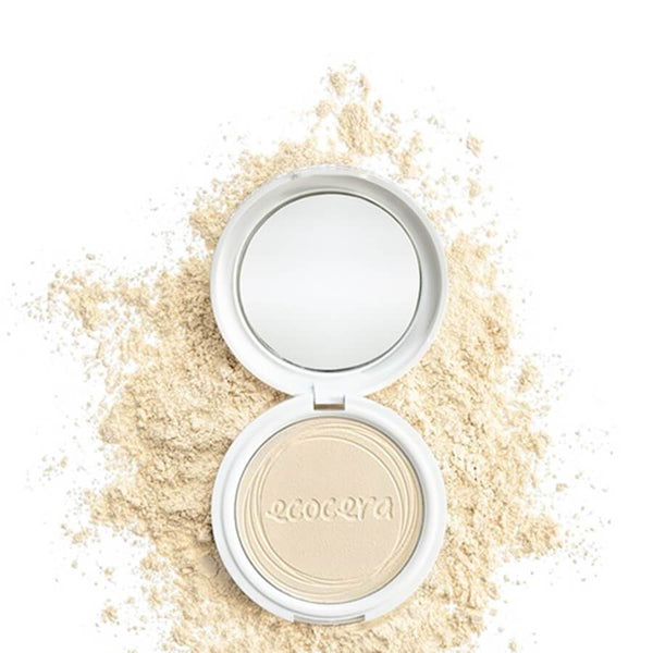 ecocera banana pressed powder