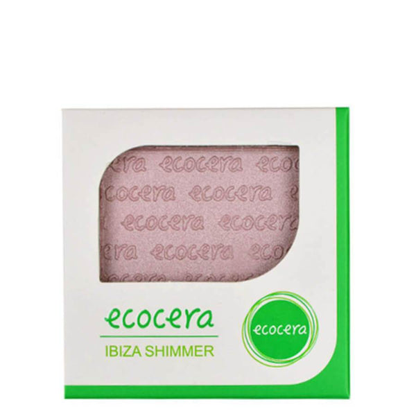 ecocera vegan friendly face highlighter ibiza