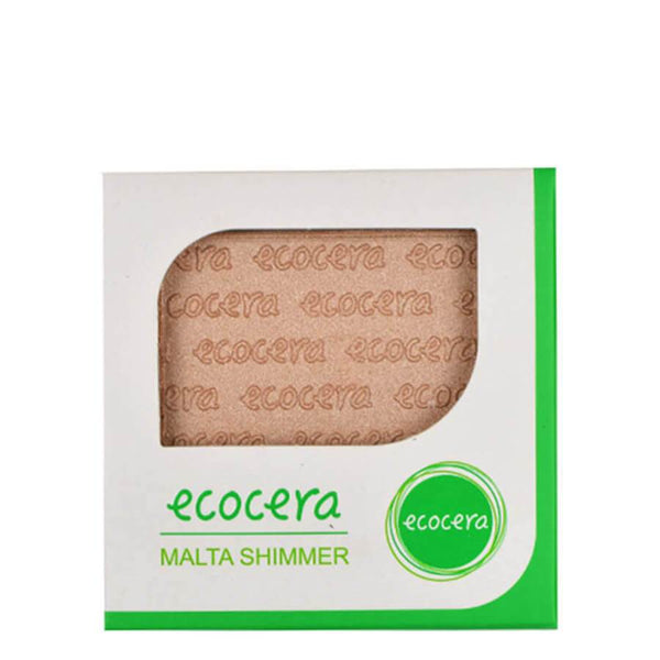 ecocera vegan face highlighter malta