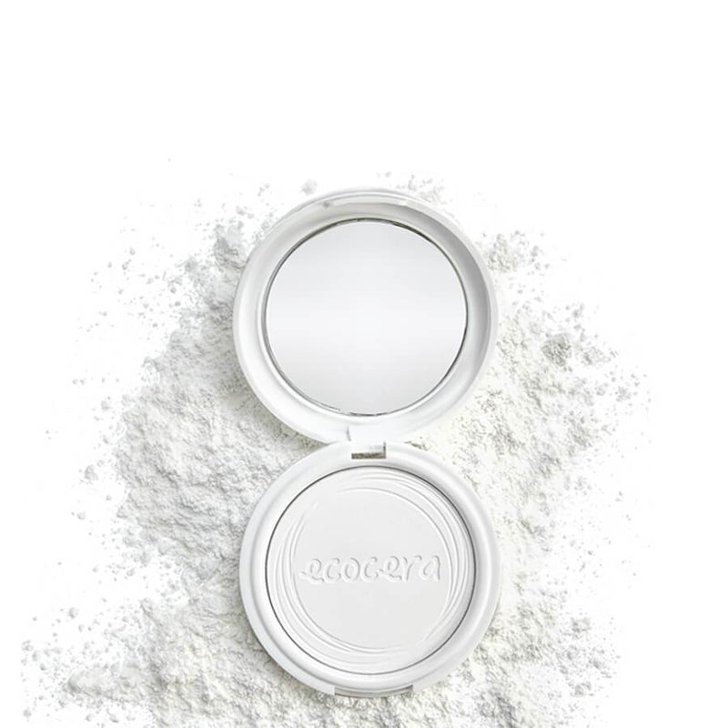 ecocera rice pressed makeup powder