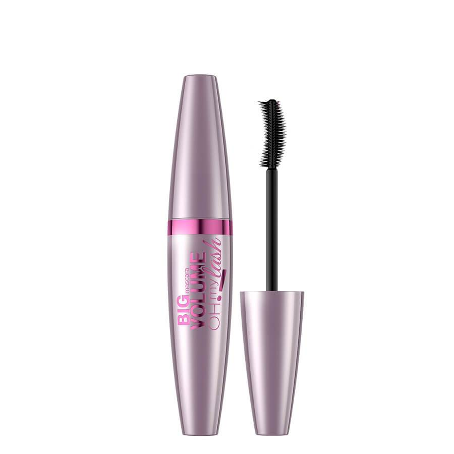 eveline cosmetics black big volume mascara oh my lash