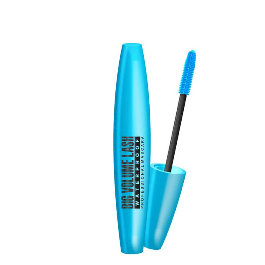 eveline cosmetics black waterproof big volume mascara