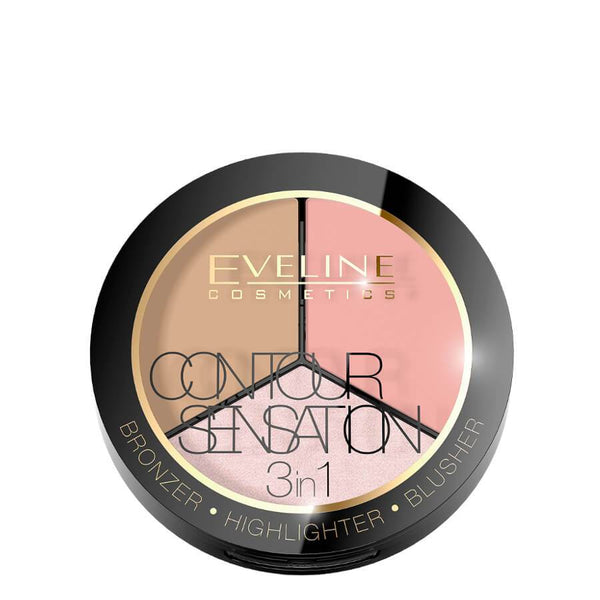 Eveline Contour Sensation 3in1 01