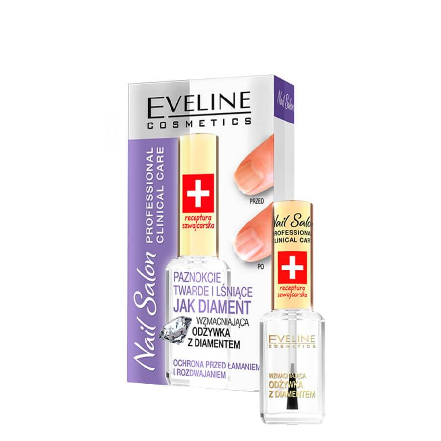 Eveline Diamond Hard and Shiny Conditioner dust enriched hardener