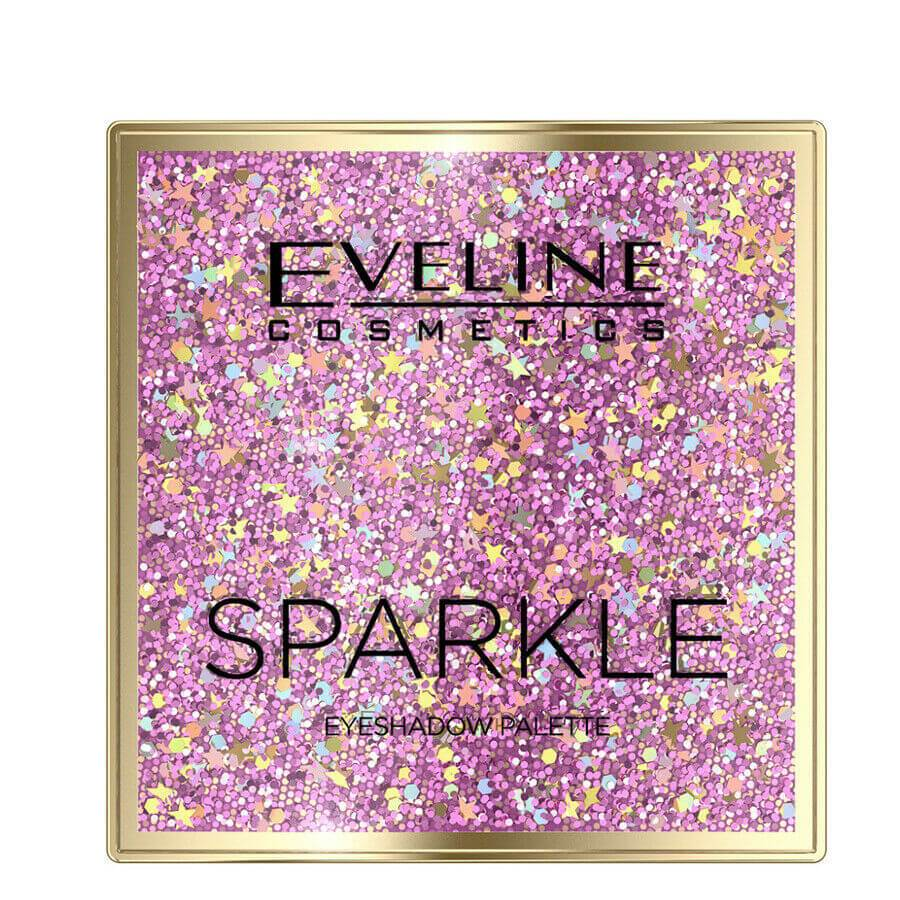 eveline sparkle eyeshadow palette