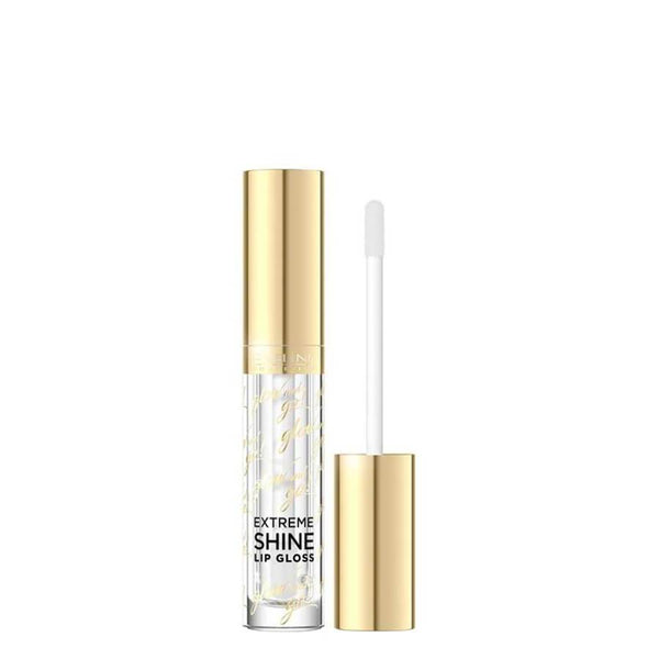 eveline cosmetics extreme shiny lip gloss clear 01