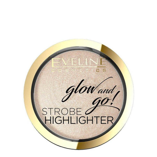 Eveline Glow & Go Face Strobe Highlighter 01 champagne