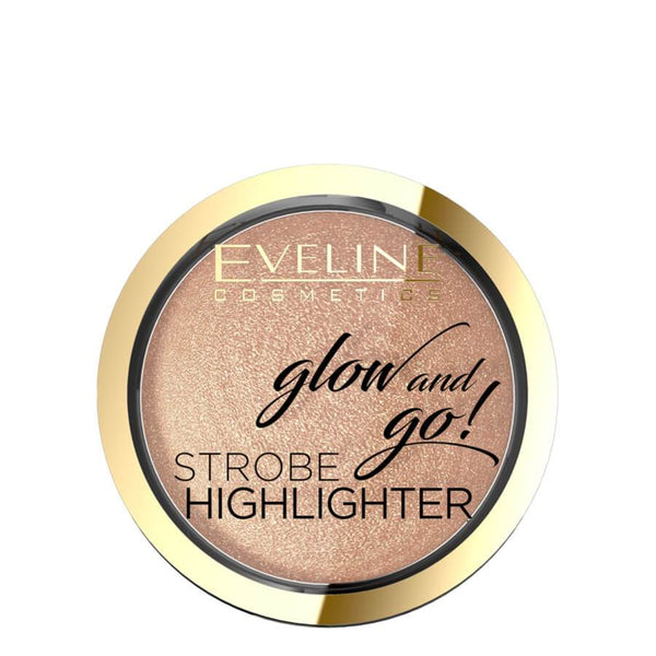 Eveline Glow & Go Face Strobe Highlighter 02 gentle gold