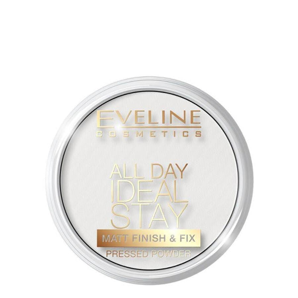 eveline ideal stay pressed powder