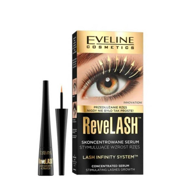 eveline cosmetics stimulating lash growth concentrated serum