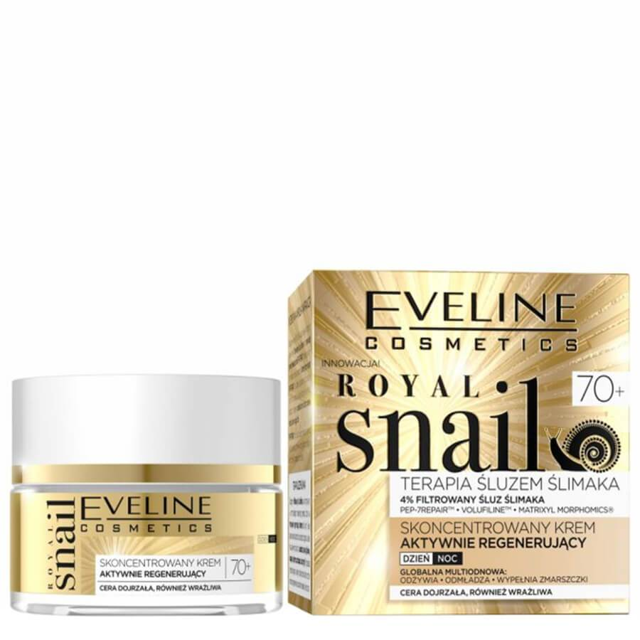 Eveline Royal Snail Active Regenerating snail slime mucus filtrate extract