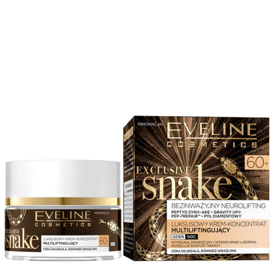 Eveline Exclusive Snake viper venom anti age Lifting Concentrated Cream