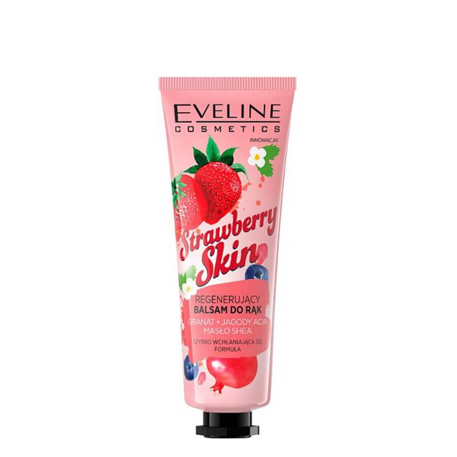 eveline strawberry skin hand lotion 50ml